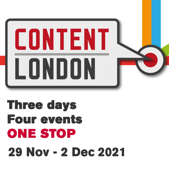 Content London logo